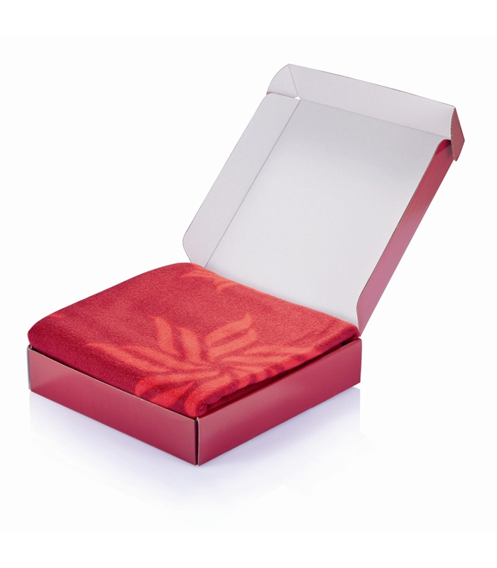 Fleece Blanket in Gift Box